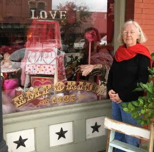 "Renee is also owner of ""Emporium 1905"" Antique Shop in Corsicana on Beaton Street."