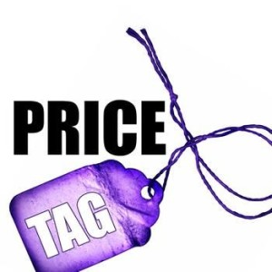 We tag and price